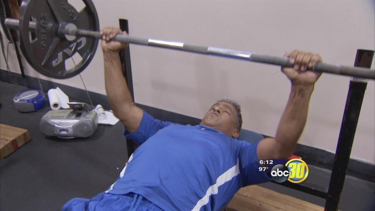 Break the Barriers program helps Valley veterans become stronger