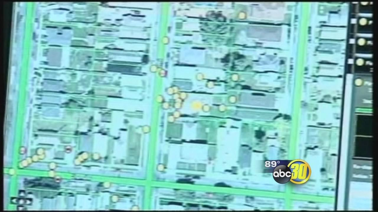 Shots fired! Fresno Police install gunshot detectors