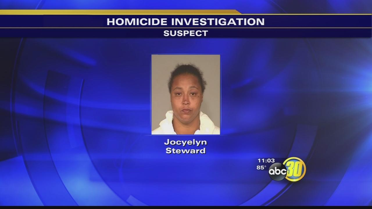 Victims girlfriend arrested for deadly Central Fresno stabbing