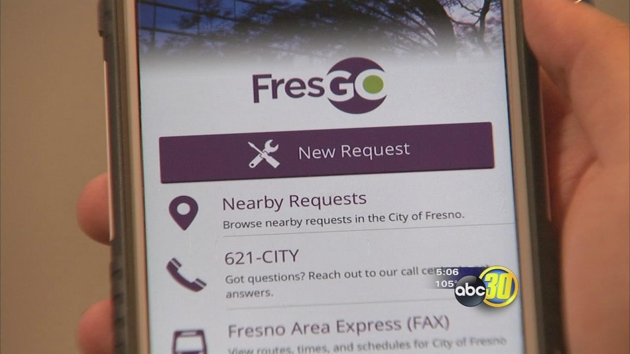City of Fresno launches FresGO app