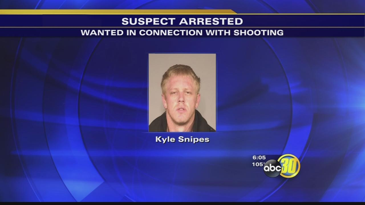 Man wanted in Millerton Lake officer involved shooting arrested in Roseville