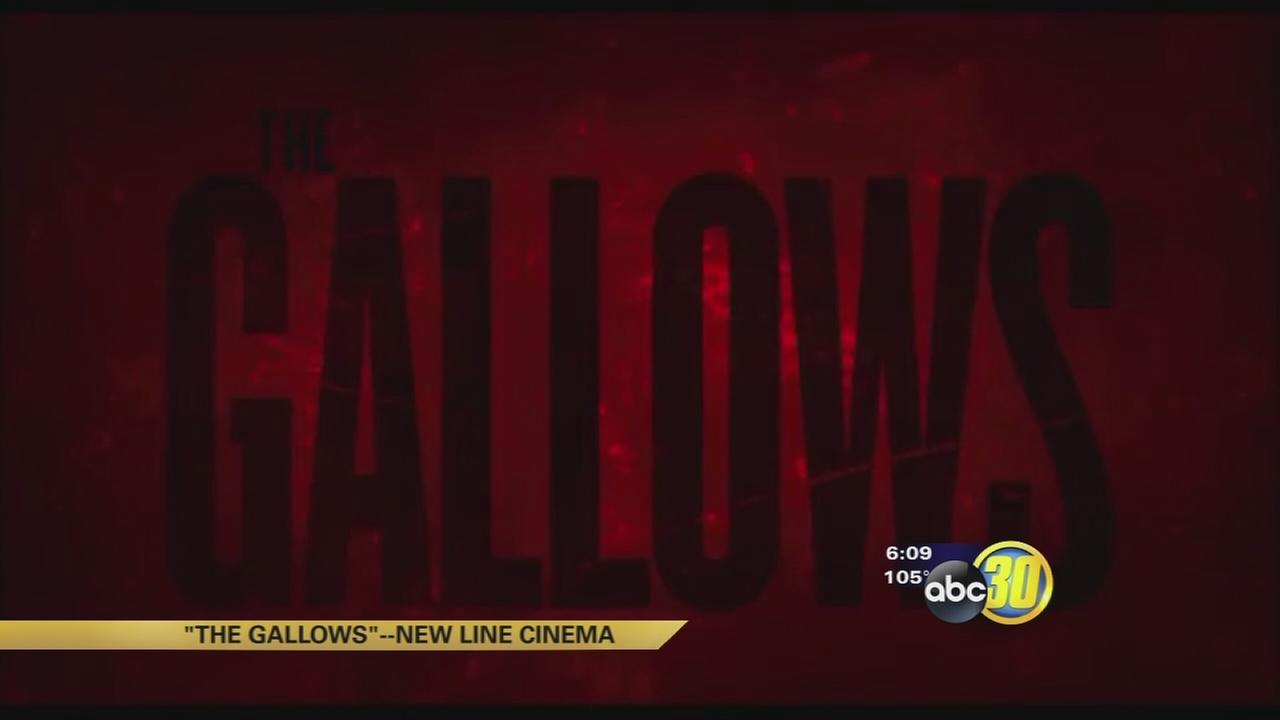 The Gallows movie holds premier in Fresno