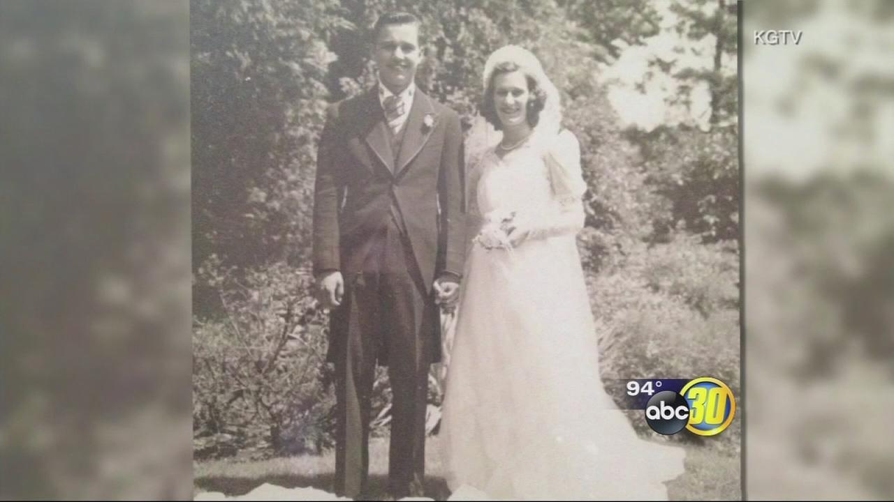 Death could not part this San Diego couple