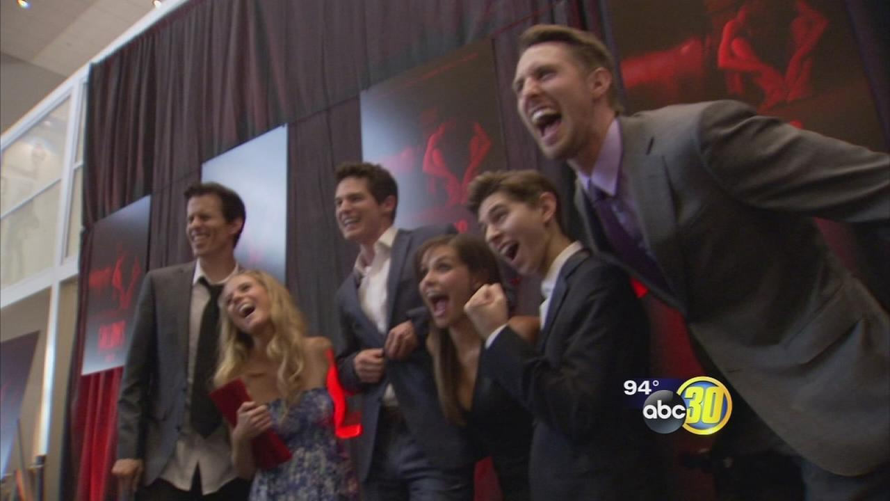 The Gallows holds Hollywood-style premiere in Fresno