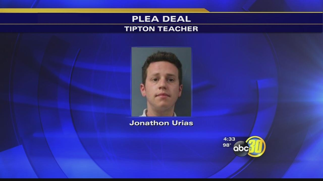 Tipton teacher accepts plea deal in child porn, molestation case