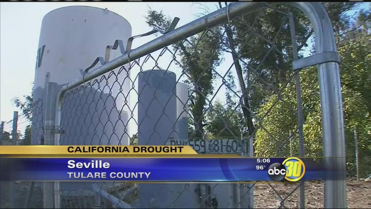 New well in Tulare County to help 2 communities