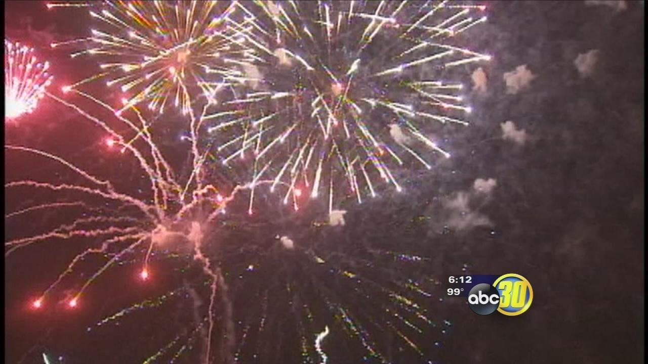 Freedom Fest fireworks show in Clovis is moving this year