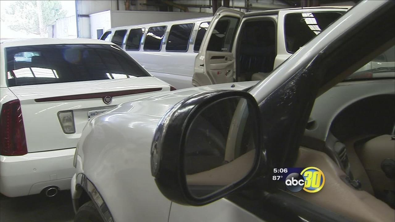 Safety crackdown on limos at Save Mart Center