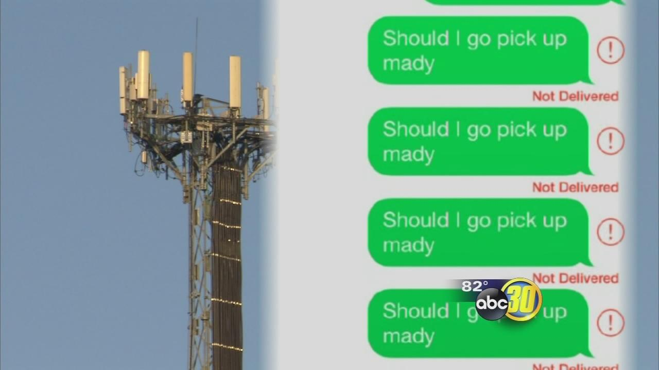AT&T customers in Dinuba frustrated over weeks of connection problems