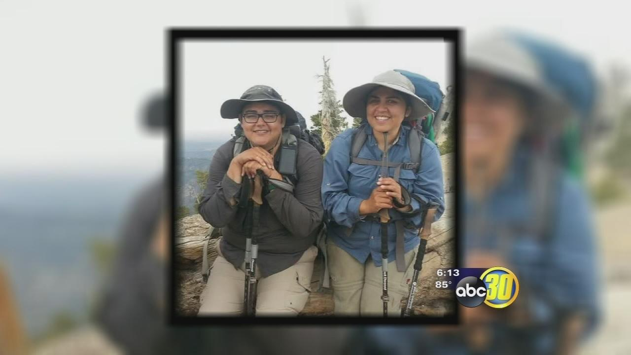 Brother and sister tackle Pacific Crest Trail