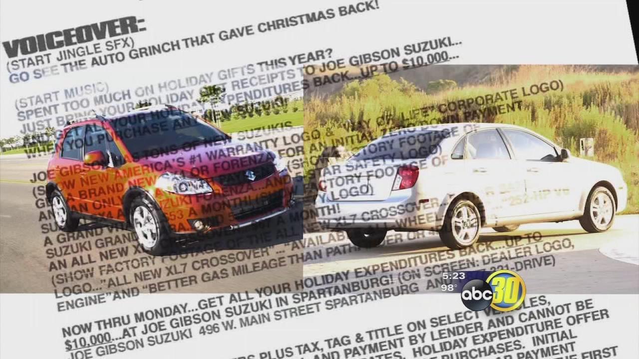 Victims lose millions in car advertisement scheme
