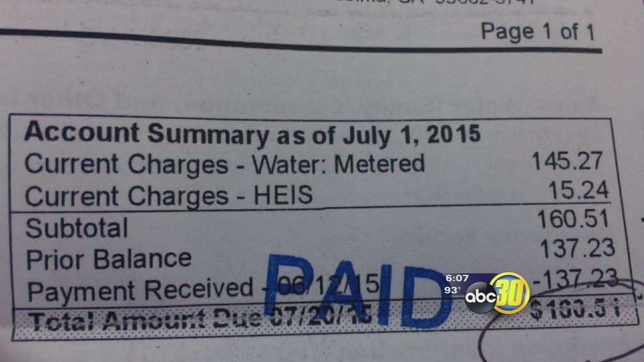 Private water company seeks steep increase in Selma water rates