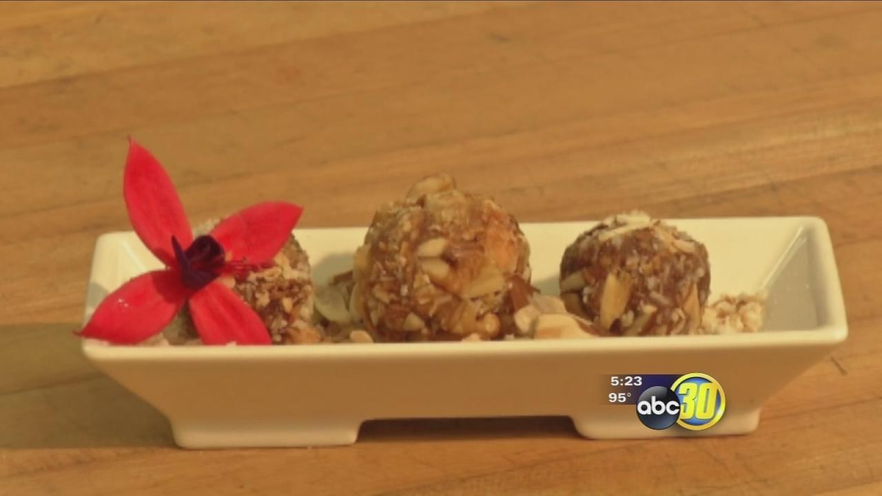 Healthy sweet treats? A guilt-free recipe