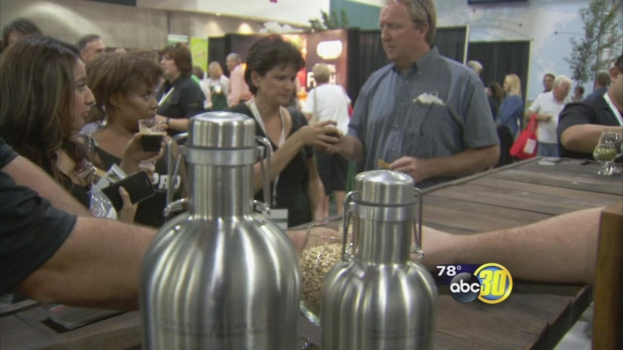 Fresno Food Expo attracts sold-out crowd