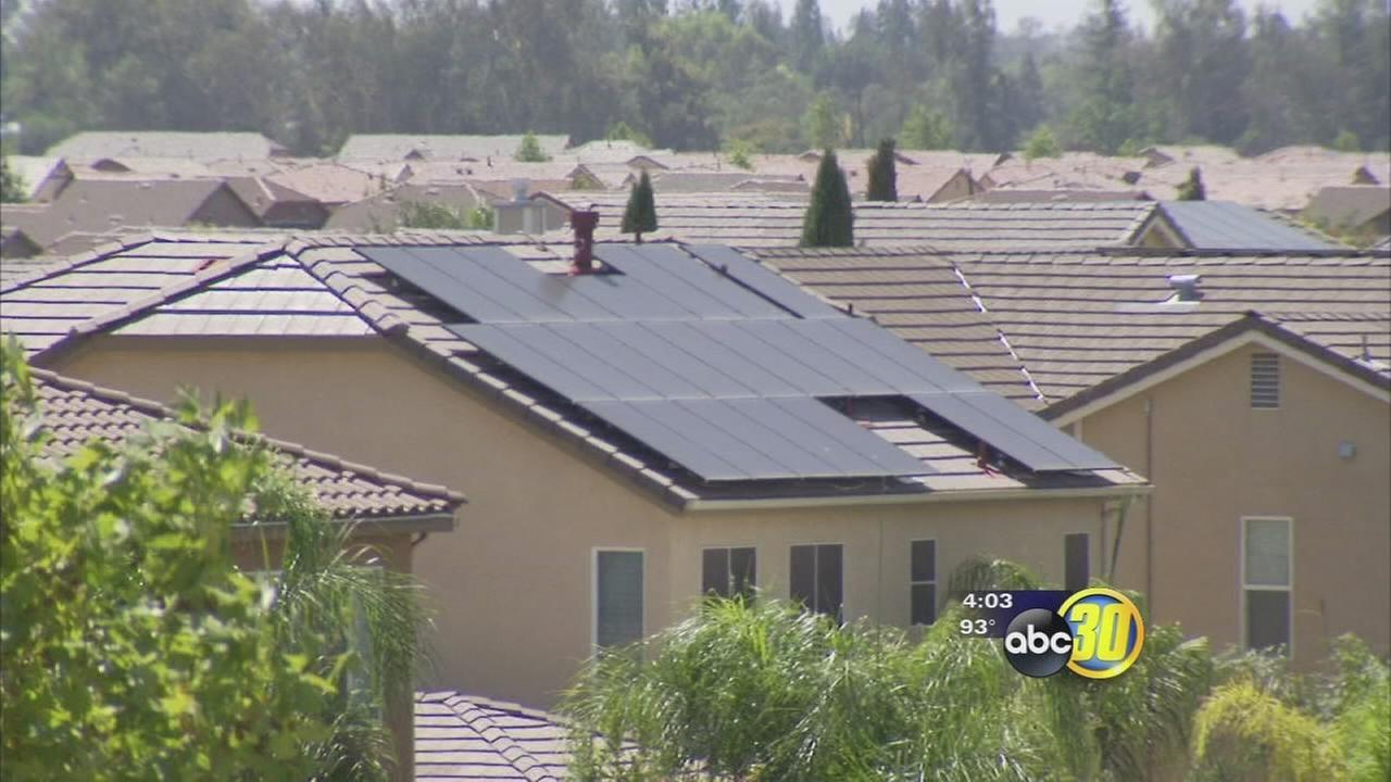 Solar panels pose increasing threat to Fresno firefighters