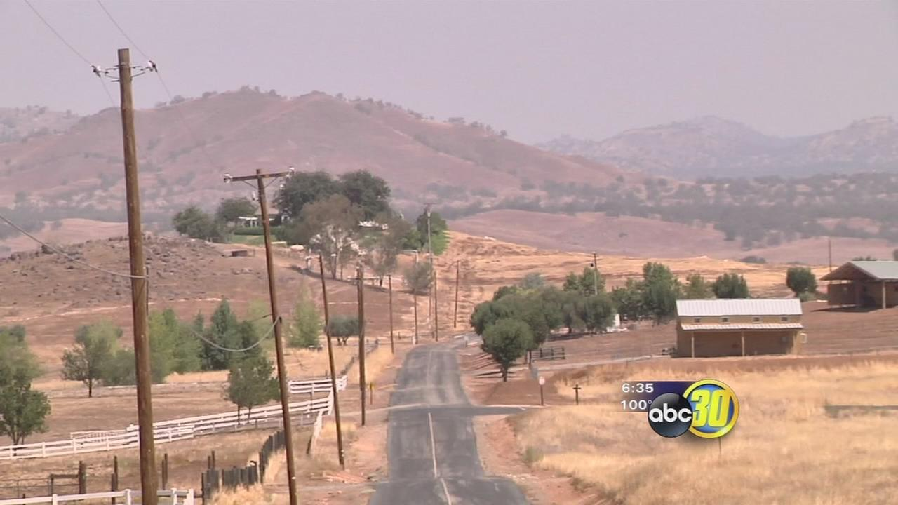 Willow Fire taking toll on the Valley?s air quality