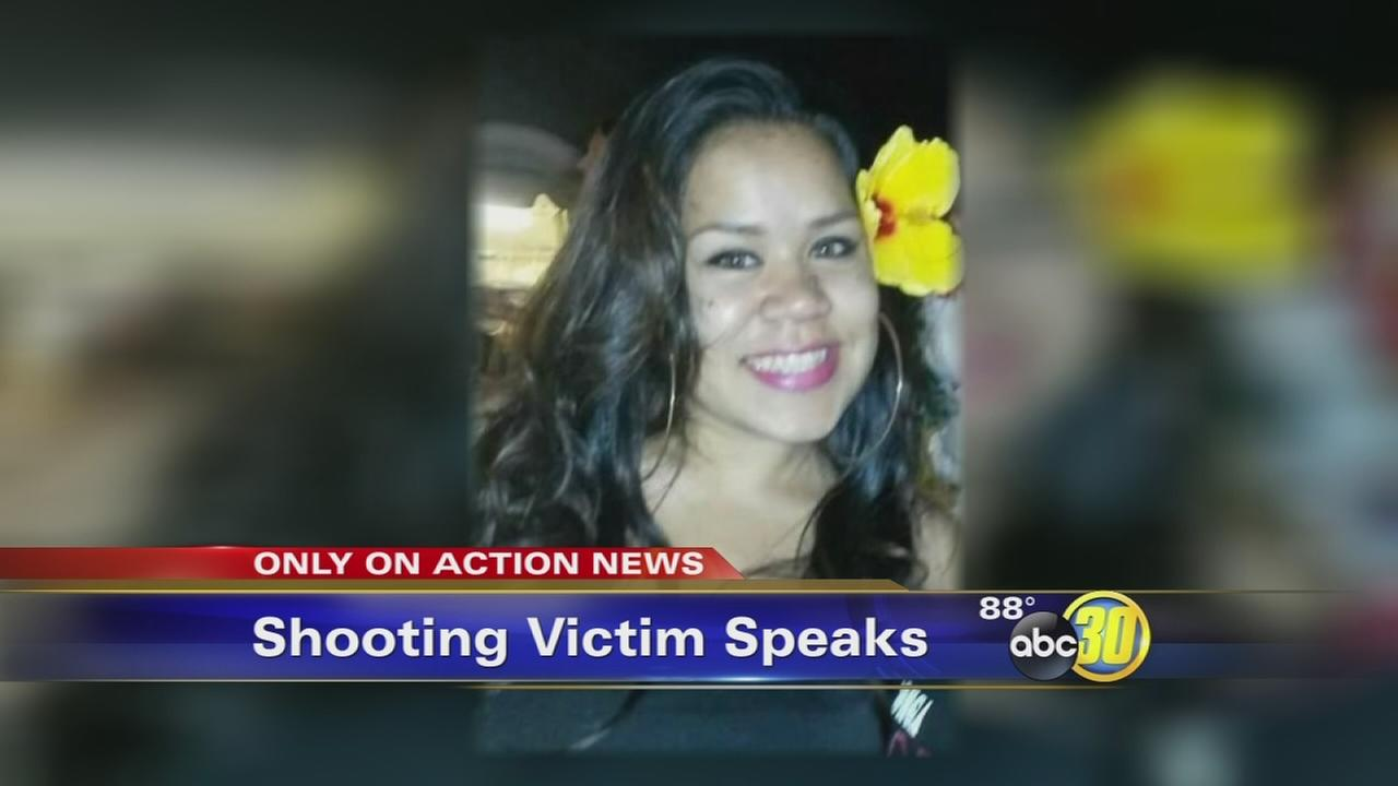 Reedley Beach shooting victim talks with Action News