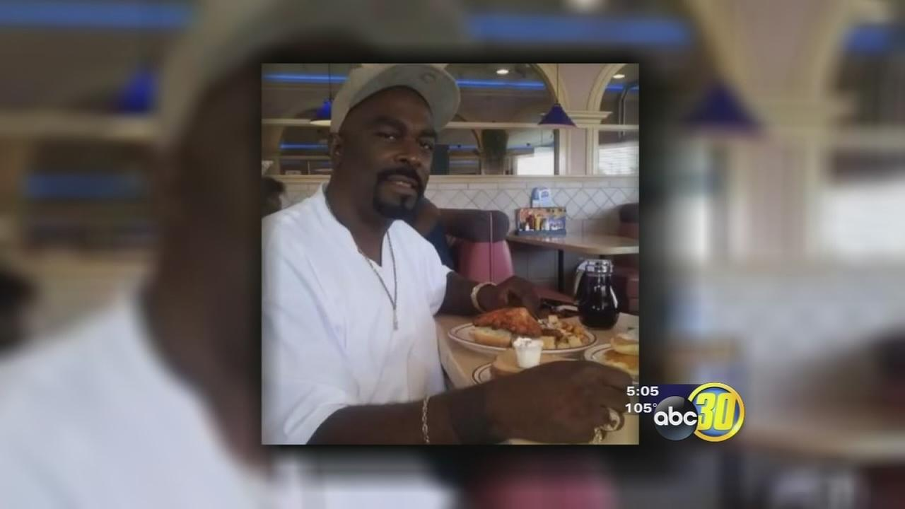 Only one shooter in Fresno murder of NFL players father