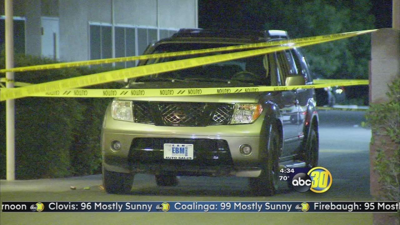 Road rage may be to blame for shooting near Reedley