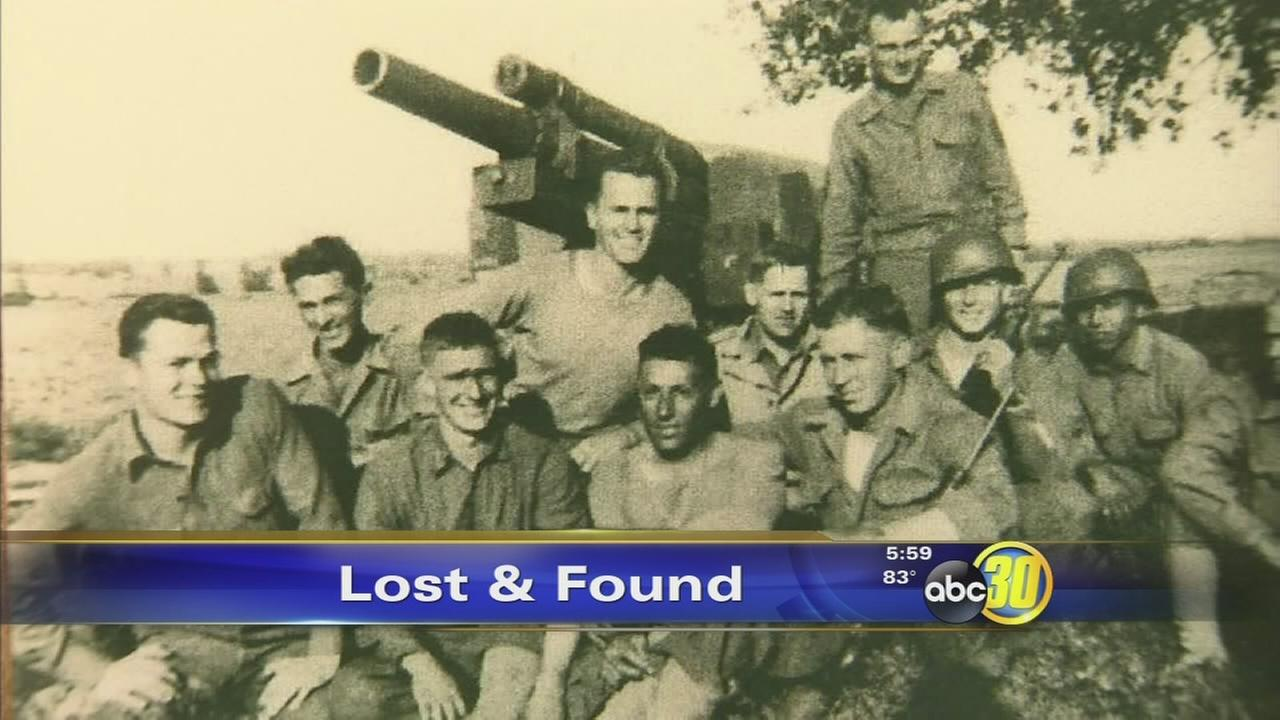 Wallet lost during World War II returned to Madera County veteran