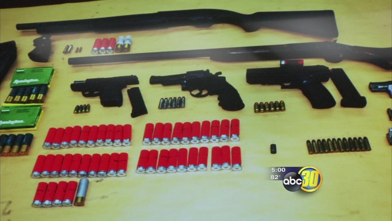 Fresno police department expanding gun crimes unit