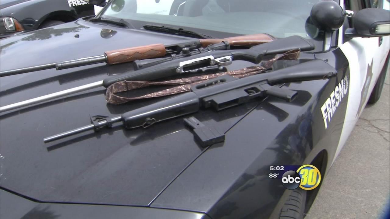 FPD gun crimes unit starts targeting gang members with guns