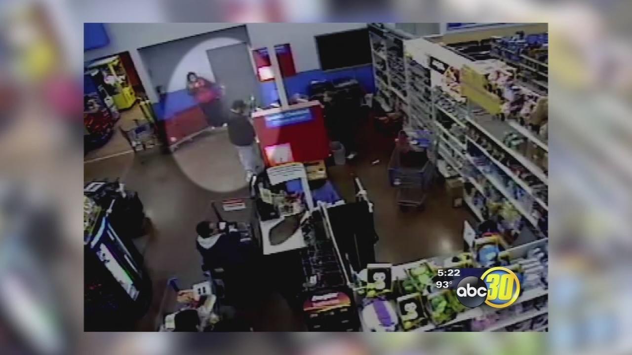 Identity thieves target Walmart customers