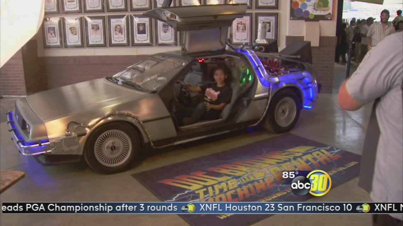Back to the Future comes to Fresno