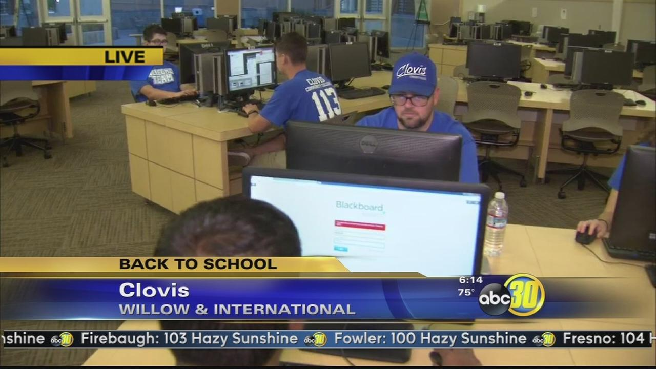 Clovis Community College Center opens as its own school