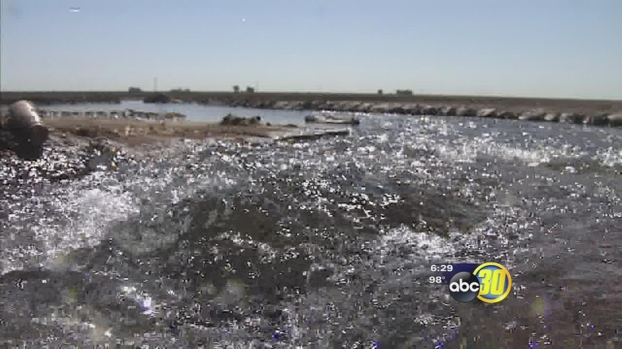 Groundwater pumping in the Central Valley has land sinking, report says