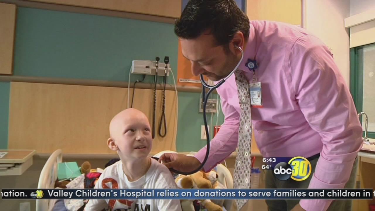 Futures Worth Fighting For telethon gets underway at Valley Childrens Hospital