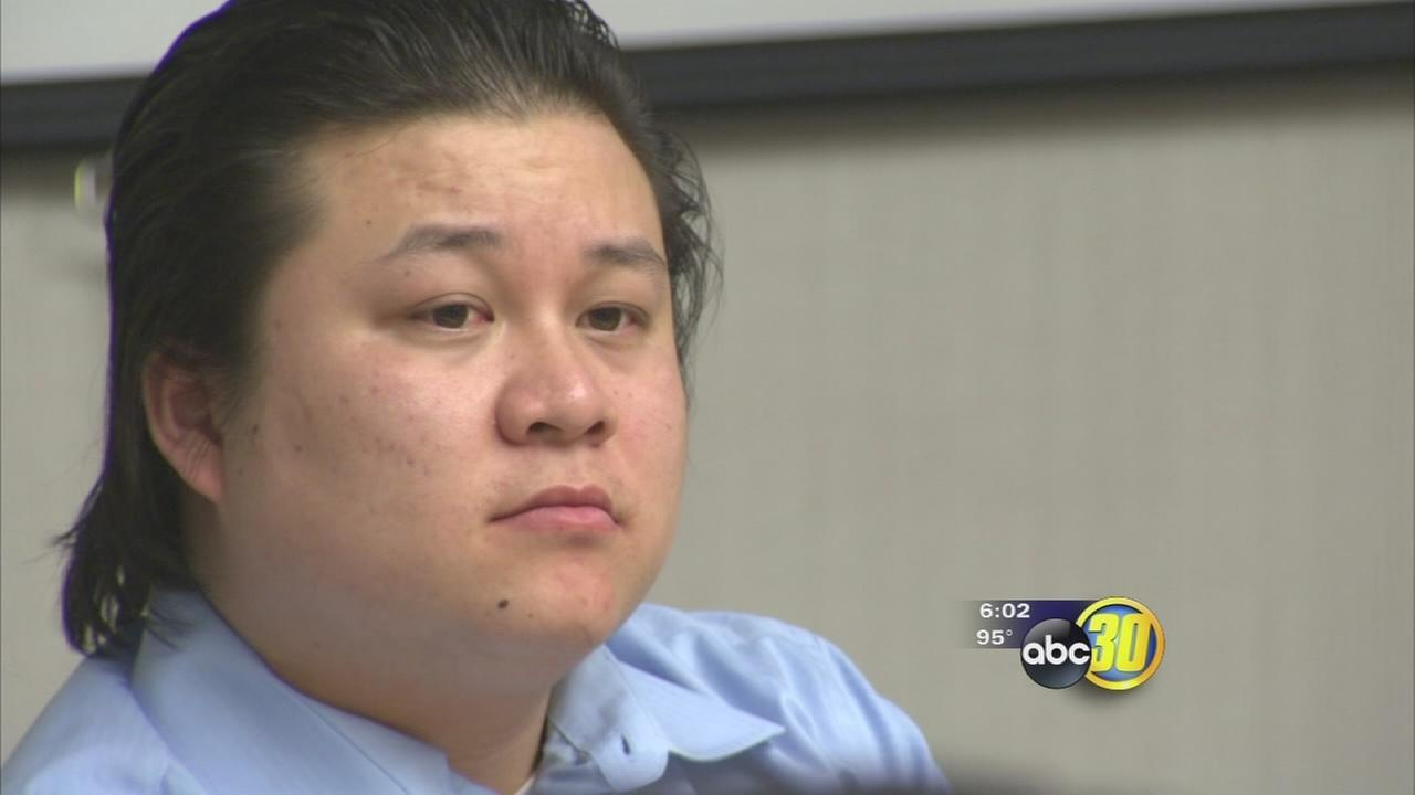 Behind closed doors: Fresno man on trial for fathers murder