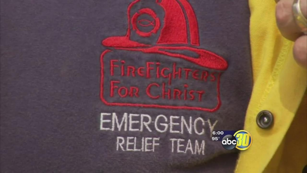 Group of firefighters believes Rough Fire is a calling