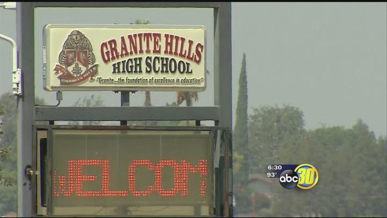 East Porterville schools helping students who dont have water