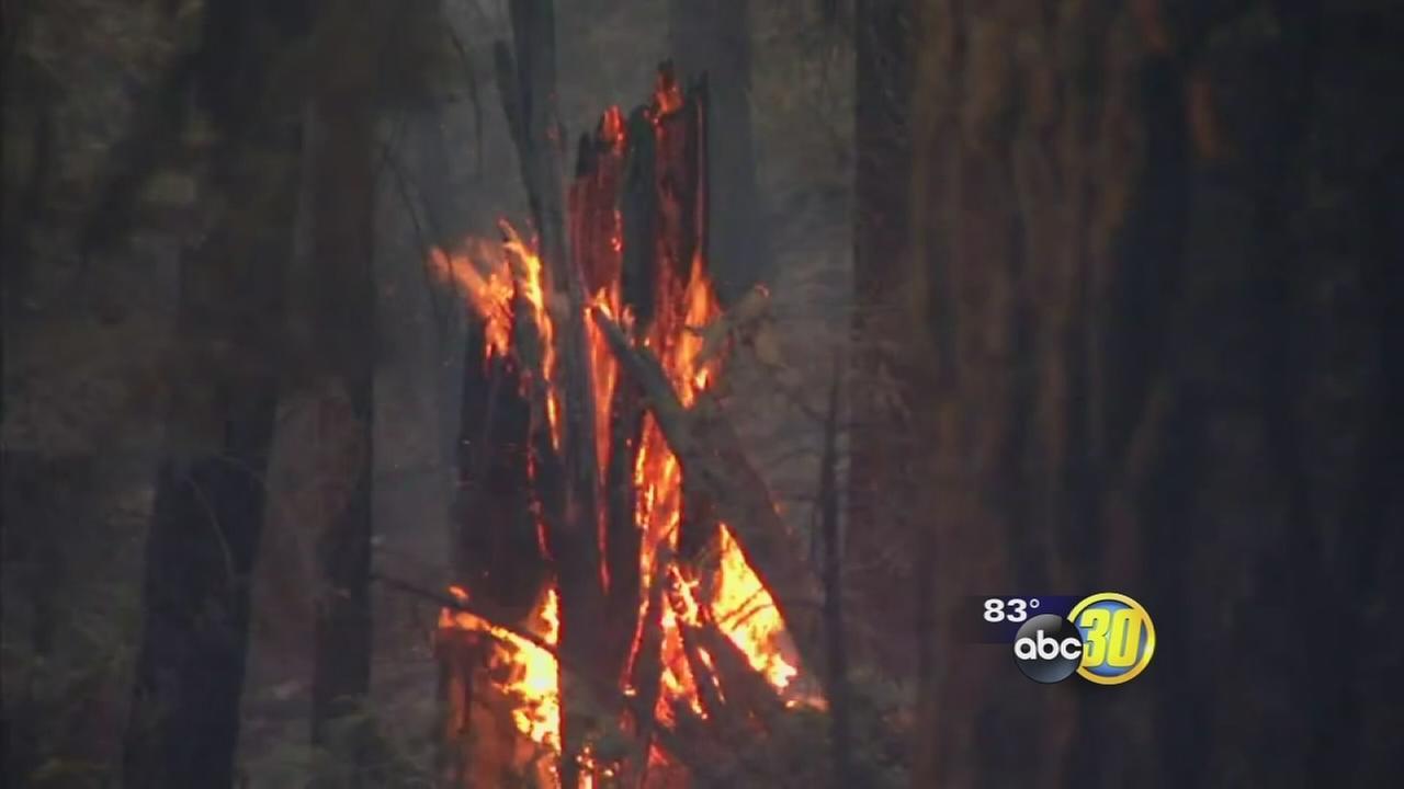Rough Fire scorches more than 41,000 acres
