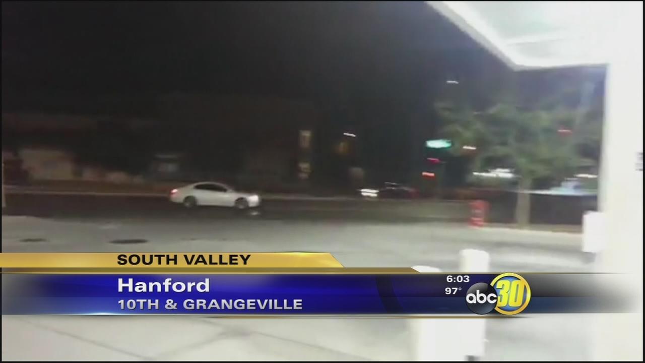 Hanford high-speed chase lands 2 men in jail