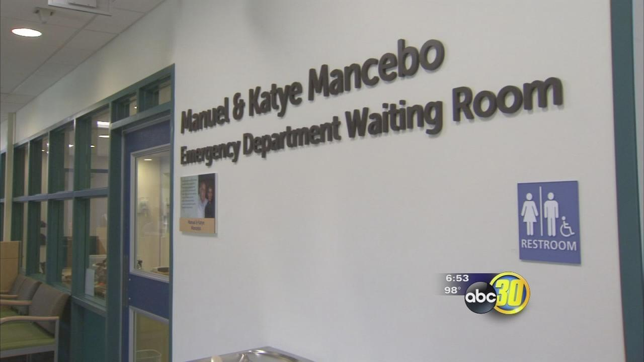 New facility dedicated at Valley Childrens Hospital