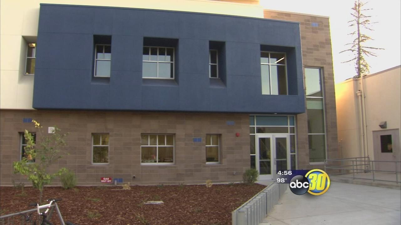 New building greets students at Clark Intermediate School in Clovis