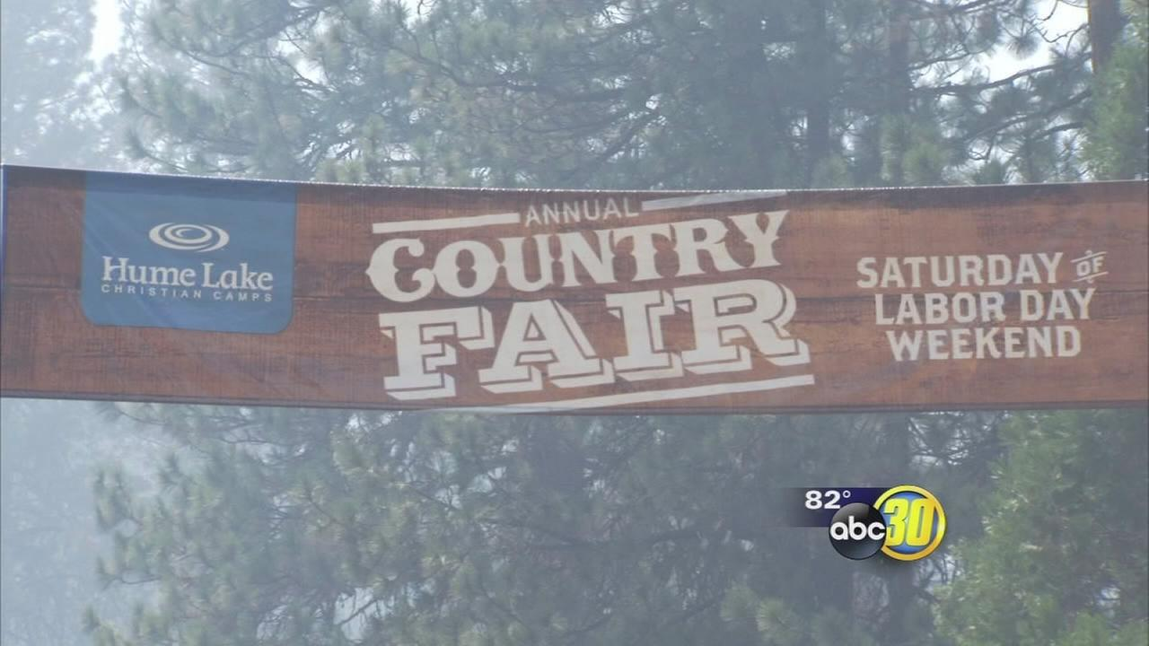 Rough Fire grows, forces cancelation of Country Fair