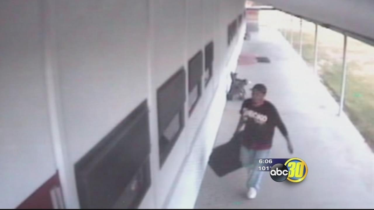 School Burglarized in Lemoore, 50 Student Laptops Stolen