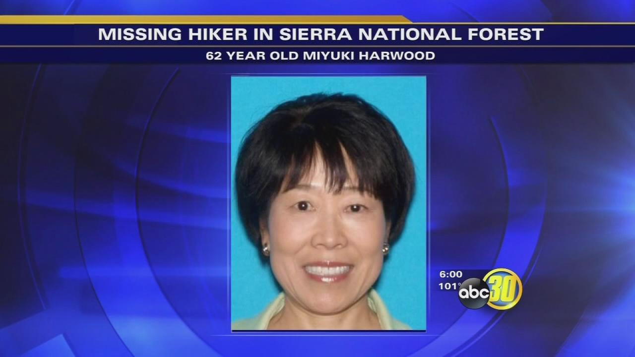 Drones to be used to search for missing hiker