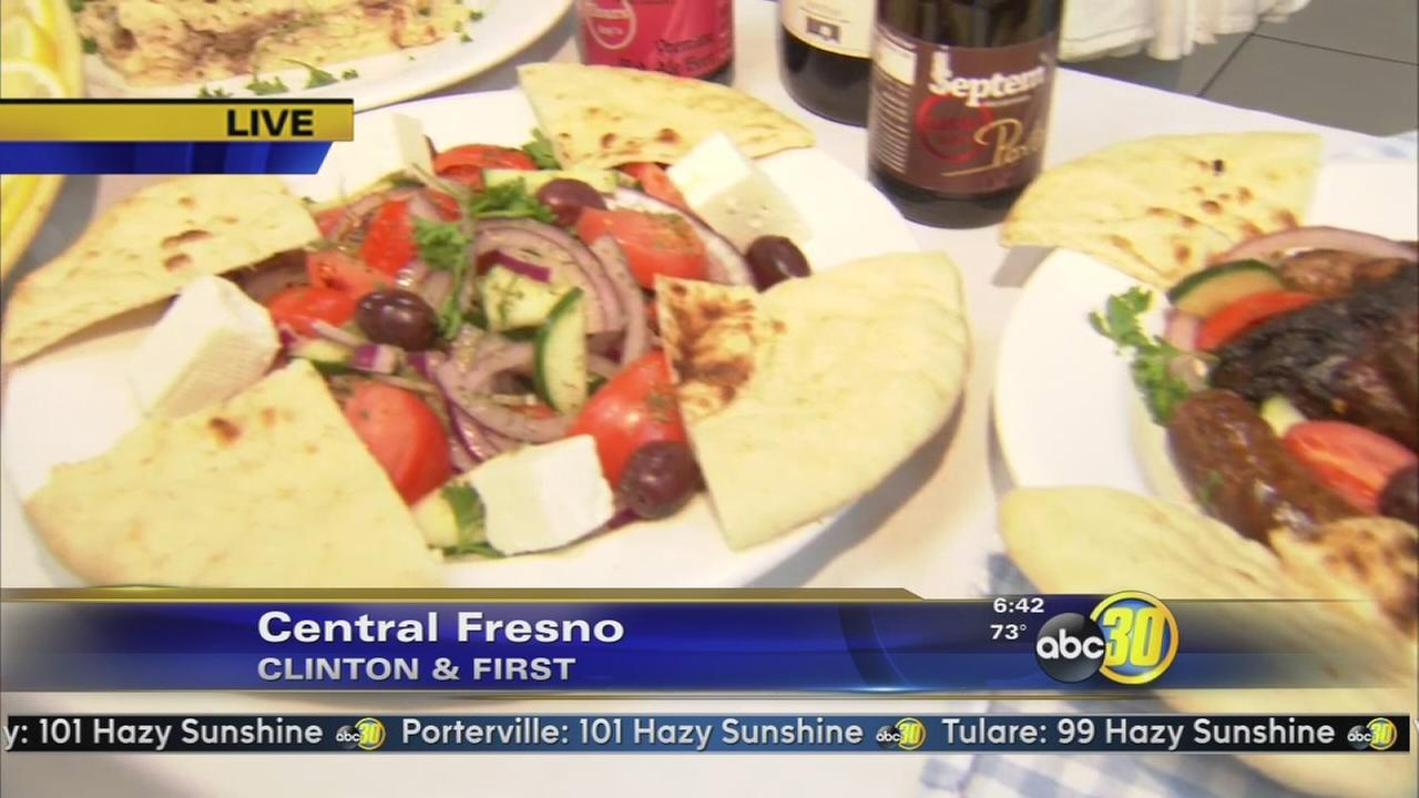 Greek Fest returns to Fresno