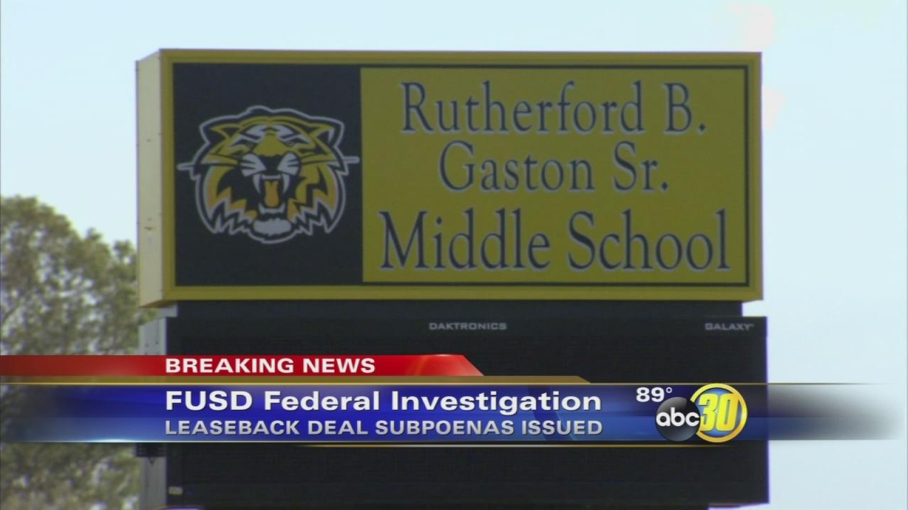 Fresno Unified under federal investigation related to construction of middle school