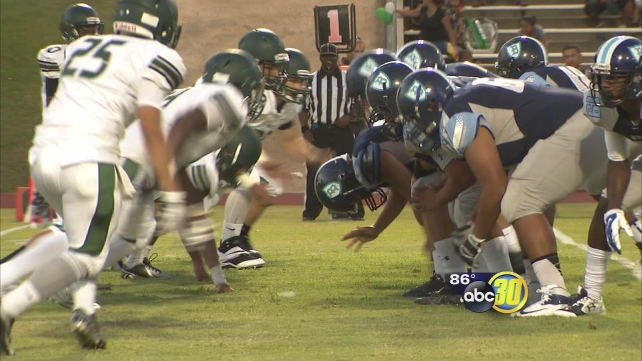 Battle of Barstow rivalry not over yet