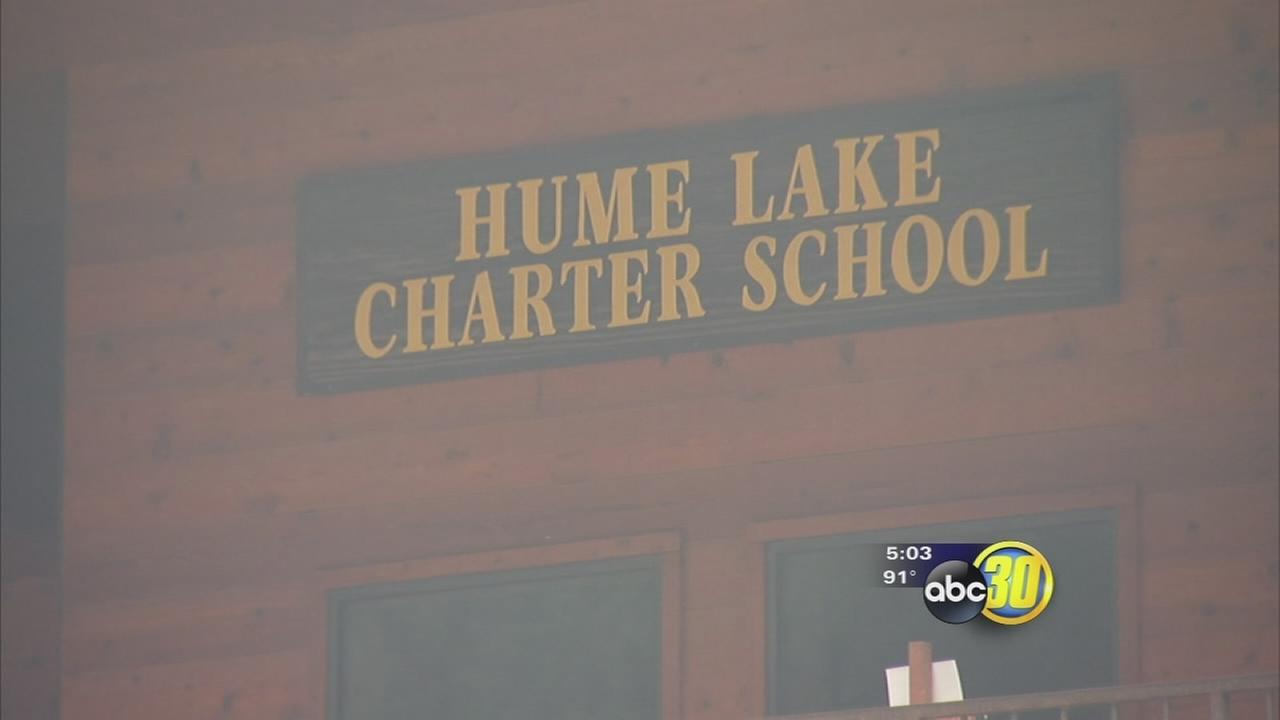 Hume Lake Charter School reopens 1 week later than usual due to Rough Fire