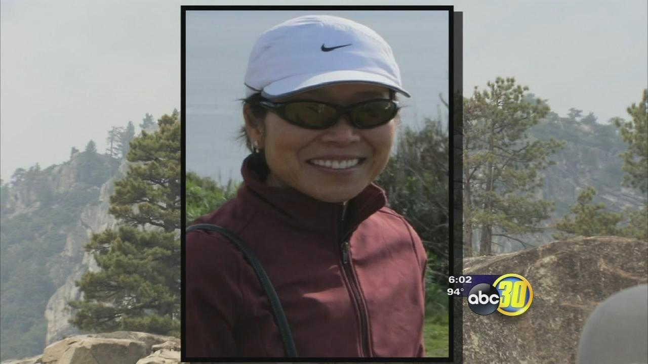 Miyuki Harwood fell from cliff, crawled to water source before being found