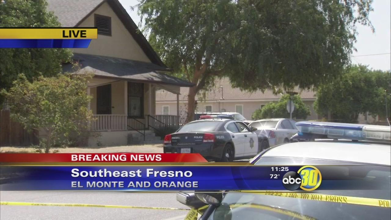 Officer involved shooting in Southeast Fresno