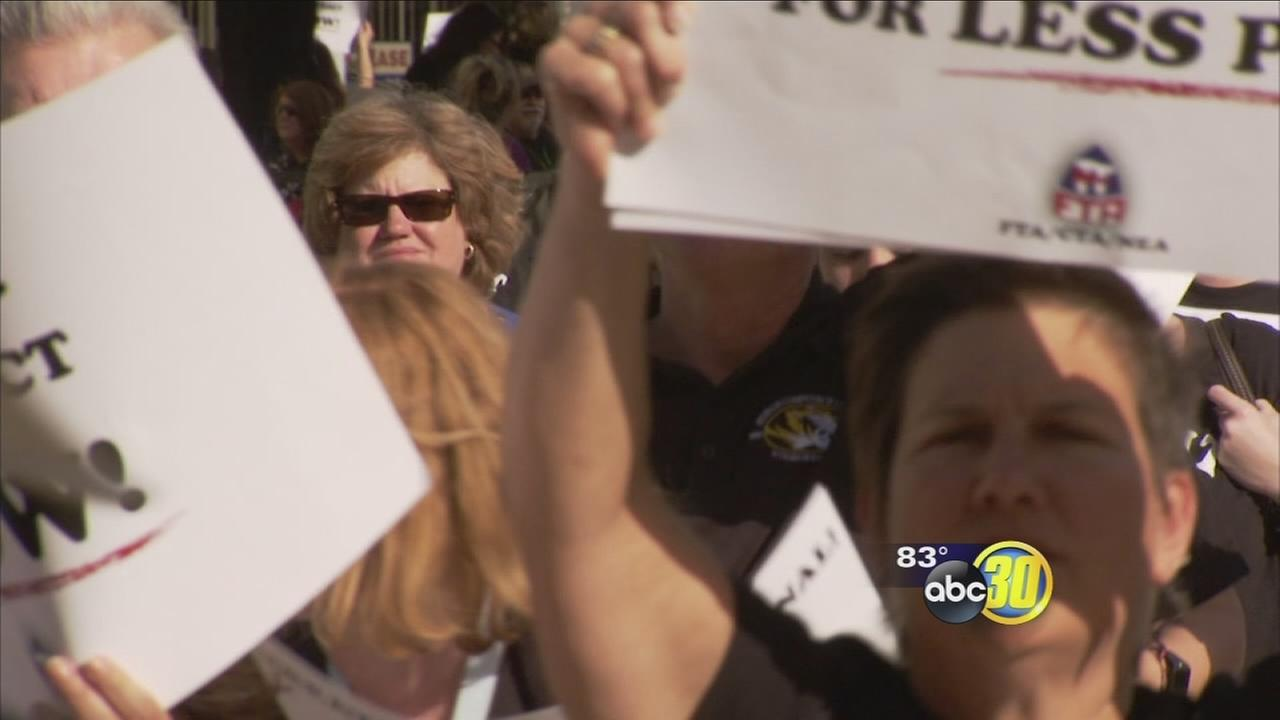 Tentative agreement may keep teachers from striking