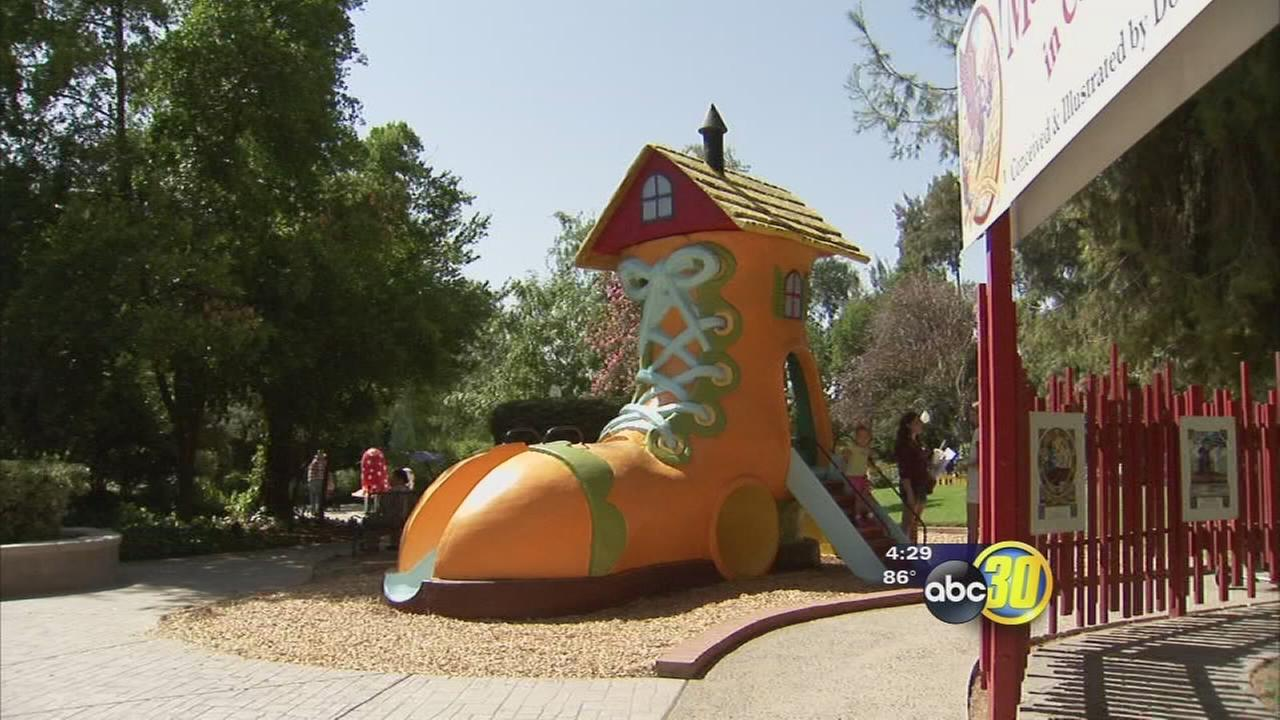 Fresnos historic Storyland theme park reopens
