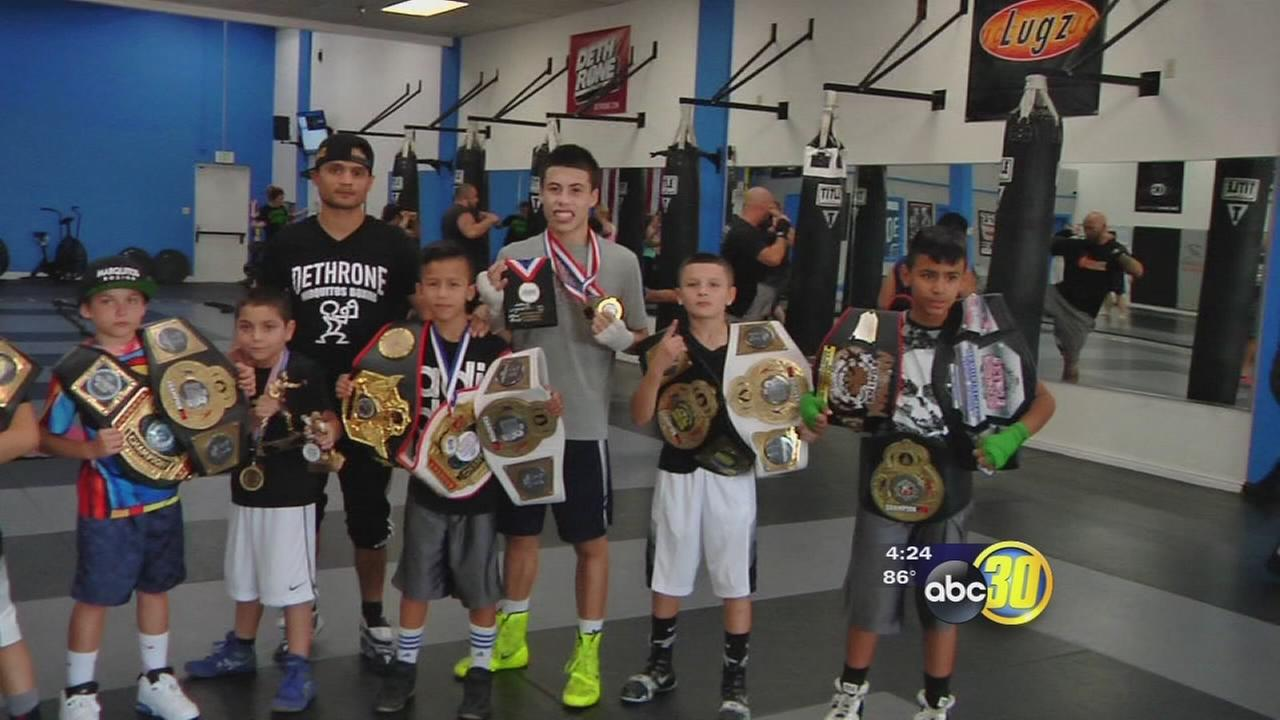 Good Sports: Dethrone Mixed Martial Arts Gym
